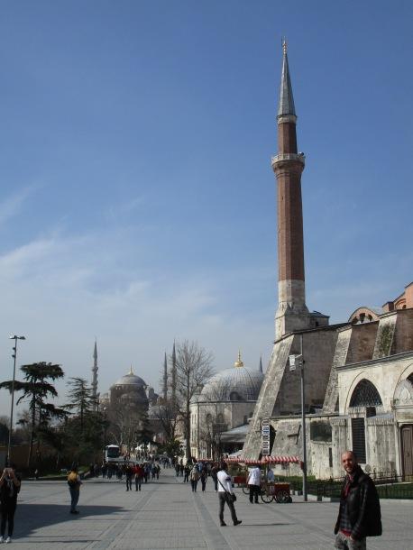Minareto di Aja Sofia